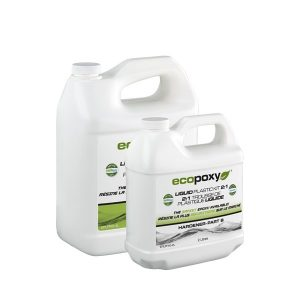 Ecopoxy Liquid Plastic 21 6 L
