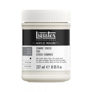 Liquitex Medium Ceramic Stucco 6408