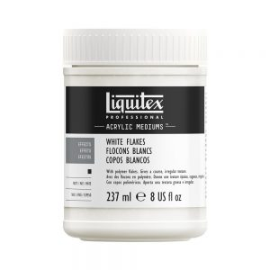 Liquitex Medium WhiteFlakes 7308